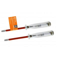 """Отвертка-пробник (индикатор) 150 мм 100-500В """"ЭкспертЭлектрик"""" TDM"""