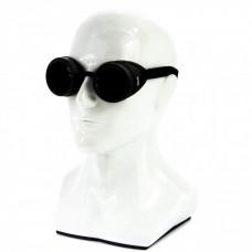 Очки газосварщика Стандарт с затемненным минеральным стеклом Сибртех