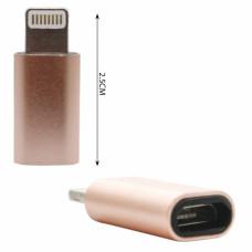 Переходник OTG+USB-iPhone Орбита BS-518