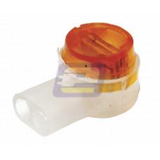 Скотч-Лок изолированный (K2) Rexant оранжевый