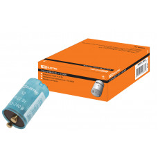 Стартер S2 4-22Вт 110-240В медн/контакты TDM