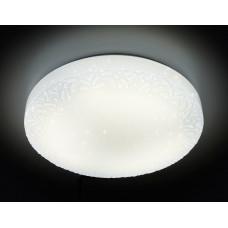 Светильник светодиодный F21 WH 48W D390 ORBITAL Многофункциональный (ПДУ)