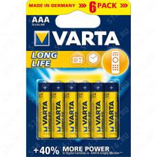 Элемент питания Varta ААА LR03