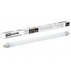 Лампа люминесцентная линейная G5 Т4 6Вт 4000К TDM