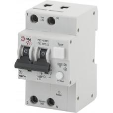 Выключатель автомат. дифф. АВДТ64 C63 30мА 1P+N тип A NO-902-02 ЭРА Pro