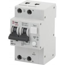 Выключатель автомат. дифф. АВДТ64 C63 300мА 1P+N тип A NO-902-20 ЭРА Pro