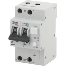 Выключатель автомат. дифф. АВДТ64 C63 100мА 1P+N тип A NO-902-21 ЭРА Pro