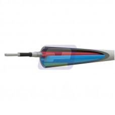 Греющий саморегулирующийся кабель в трубу 10SeDS2-CF 10Вт