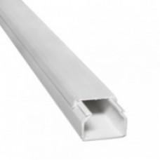 Кабель-канал 15х10 белый 2м T-plast