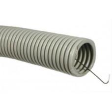 Труба гофр. ПНД d 20мм черная (бухта 100м) T-plast (Wimar)