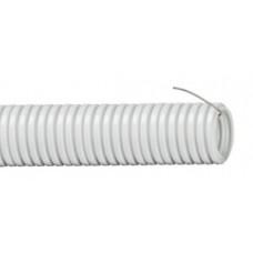 IEK труба гофр. ПВХ d 16 с зондом (50 м) (цена за 1м) CTG20-16-K41-050I