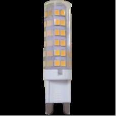 Лампа диодная G9 7Вт 4200К Ecola 360°