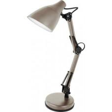 Светильник настольный LOFT KD-331 C26 металл/тауп(серый)(Е27, 40W) Camelion