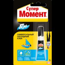 Супер-Клей Гель Момент 3г