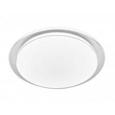 Светильник потолочный FF47 WH белый 48W D450*70 (ПДУ ИК)