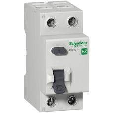 Выключатель дифф.тока (УЗО) 2П 63А 30мА AC 230В EASY 9 Schneider Electric