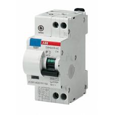 Выключатель автоматический дифференциальный (АВДТ) DSH941R 1п+N C20 А 30мА тип АС