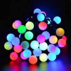 Гирлянда шар большой LED 20 цветная