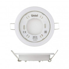 Светильник встраиваемый GX53/H2 20x100 белый GX53/H2 WHITE 10 PROM Uniel