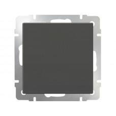 Модуль выключателя WERKEL 1кл. черный (10)