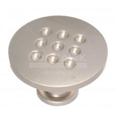 TRODOS.Ручка-кнопка 14.105.05 (никель) 303023